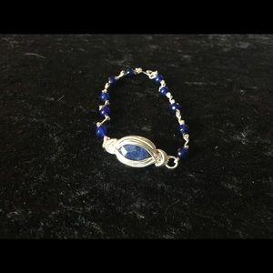 Jewelry - Sapphire bracelet